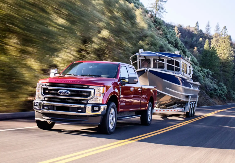 2020 Ford Super Duty, Inverness, FL