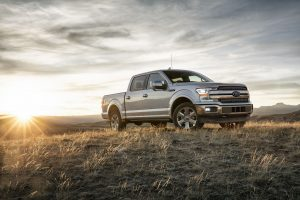 Features of the 2018 Ford F-150