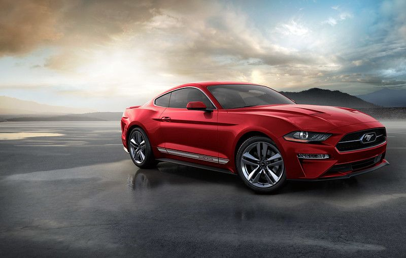 2020 Ford Mustang in Inverness, FL