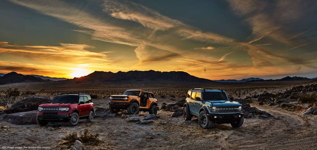 Check Out the Ford Bronco Podcast   Nick Nicholas Ford   Inverness, FL