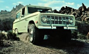 History of the Ford Bronco | Inverness, FL