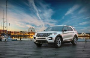Ford Explorer Wins IIHS TOP SAFETY PICK+ Award | Inverness, FL