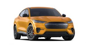Ford Mustang Mach-E Named Car and Driver EV of the Year | Inverness, FL