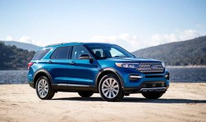 Ford Introduces Expanded 2022 Explorer SUV Lineup | Inverness, FL